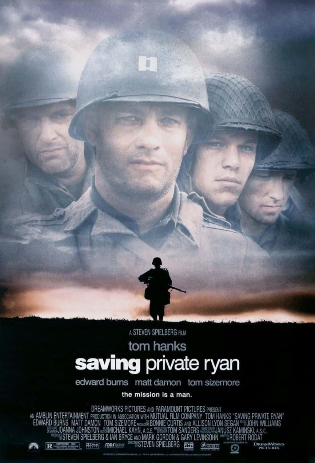 Salvar al Soldado Ryan: errores en la película