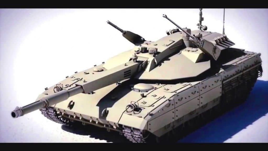 T-14 «АРМАТА», el tanque ruso inmune a los helicópteros Apache