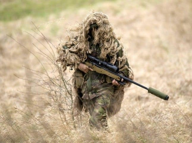 ¿Cómo combatir a un francotirador? (Sniper)