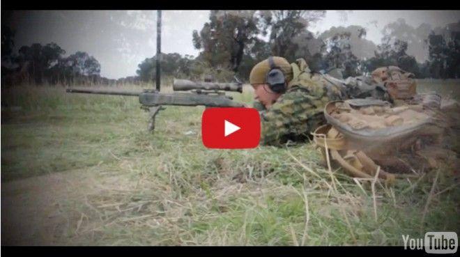 Sniper Americanos contra Sniper Australiano. ¿Quien gana?