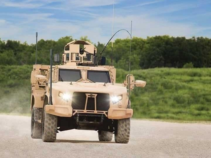 El Humvee se jubila. ¿Que vehículo le reemplazará?