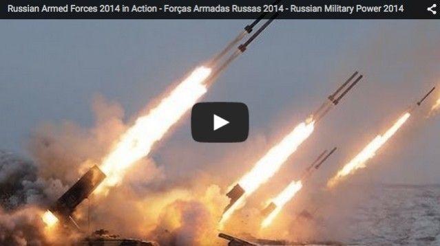 El poderío de las Fuerzas Armadas Rusas
