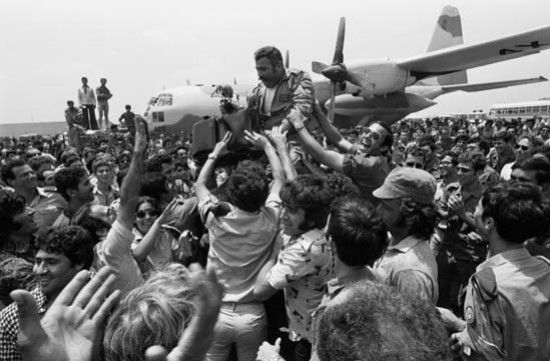 Operación Entdebe: La operación de comandos mas audaz de la historia