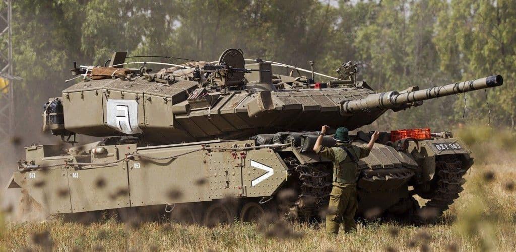 Se descubre la nueva arma secreta de Israel: el Pereh