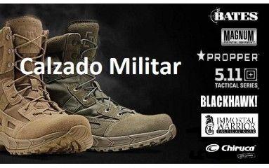 Calzado Militar