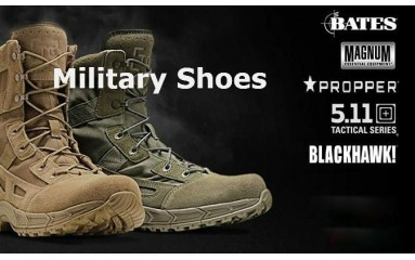 militarische schuhe